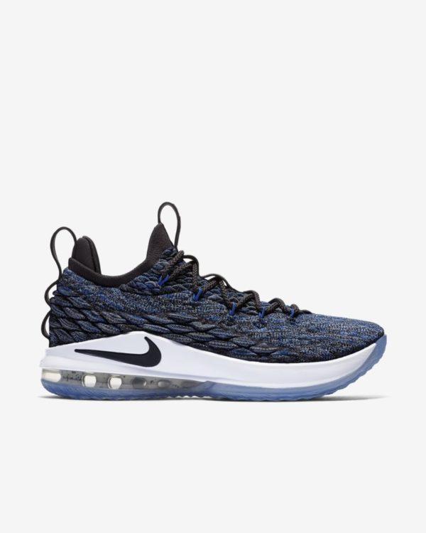Баскетбольные кроссовки Nike LeBron 15 Low
