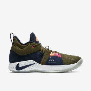 Баскетбольные кроссовки Nike PG 2